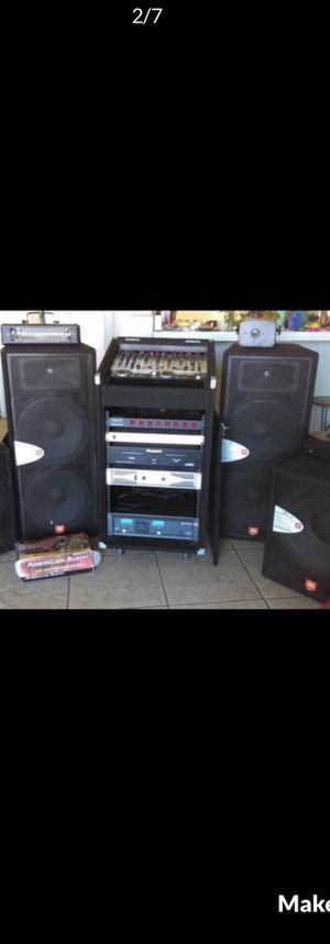 DJ System and More for Sale in Los Angeles, CA