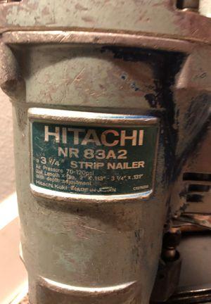 Hitachi NR83A for Sale in Bremerton, WA