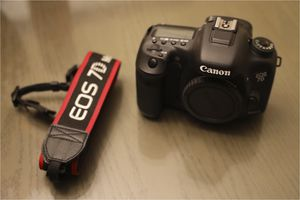Canon 7D Mark II 18-135 STM for Sale in Woodbridge, VA