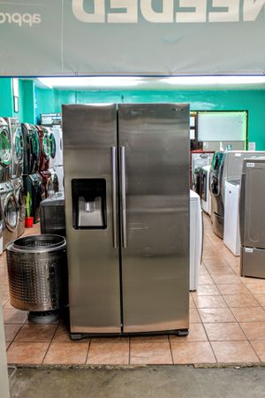 Refrigerator stainless side by side for Sale in Hawthorne, CA