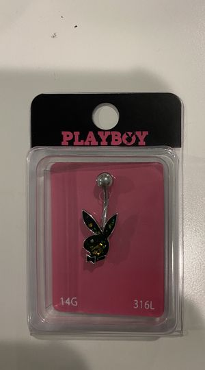 Playboy belly ring for Sale in Santa Ana, CA