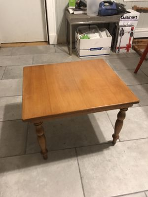 Pair of TWO Side tables for Sale in Boston, MA