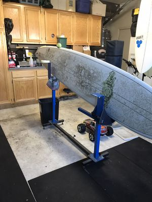 Surfboard shaping rack by Foam EZ for Sale in Anaheim, CA
