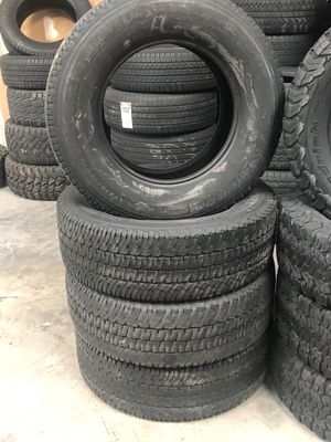 Used tire sets for Sale in Houston, TX