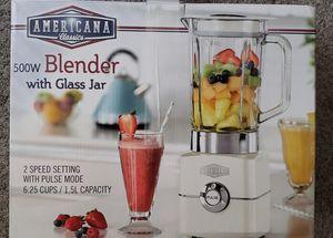 New Stylish Retro Design Glass Blender for Sale in Lakeside, CA