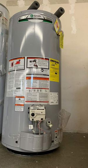 Brand New AO Smith Water Heater 40 Gallons! UU84 for Sale in Beverly Hills, CA