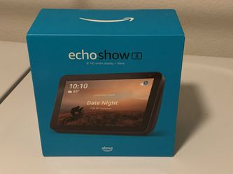 New Echo Show 8 Smart Assistant Video Alexa for Sale in Henderson,  NV