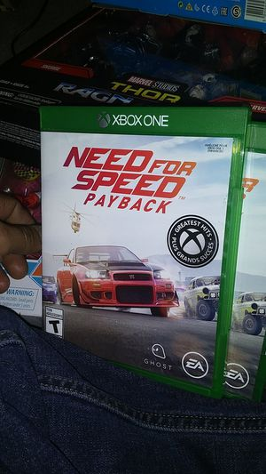 Need For Speed : Payback for Sale in San Bernardino, CA