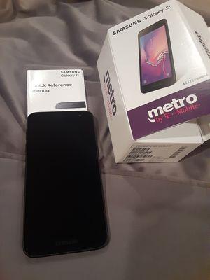 J2 samsung phone brand new for Sale in Grand Prairie, TX