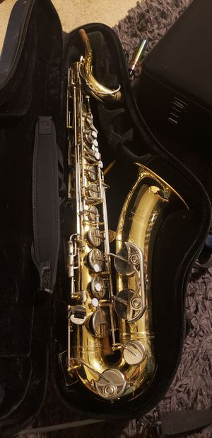 Tenor Saxophone - Yamaha for Sale in San Diego, CA