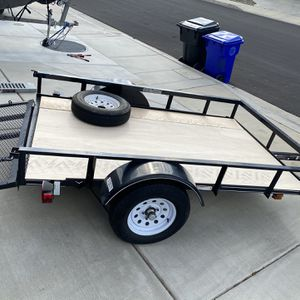 5x8 Utility Trailer for Sale in Fontana, CA