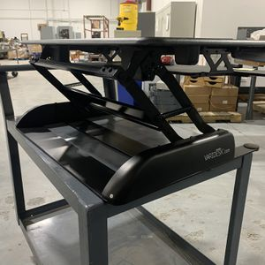 Varidesk - Sit To Stand Desk for Sale in Hampshire, IL