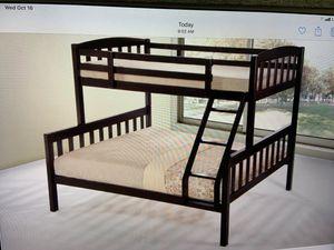 Twin full bunk bed , no mattress for Sale in Chula Vista, CA