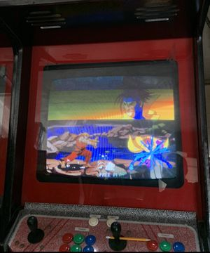 """Marvel VS Capcom Arcade Machine Jamma CPS2 in Dynamo Cabinet with 25"""" CRT Monitor Coin Operated Game for Sale in Fontana, CA"""