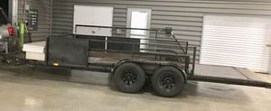 18'x6 ' double axle utility trailer for Sale in Portland, OR