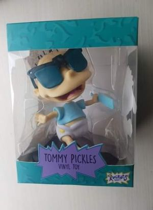 Nickelodeon rugrats Tommy pickles vinyl toy new for Sale in Davenport, FL