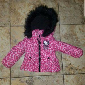 Hello Kitty 2T Snow Jacket for Sale in Glendale, AZ