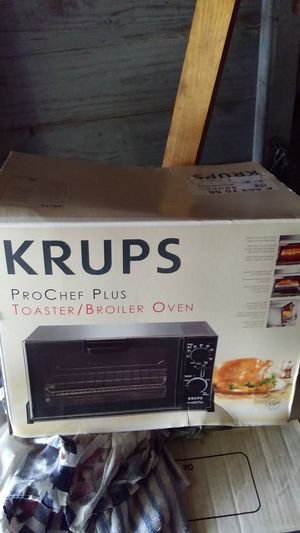 Toaster/broiler oven for Sale in Oak Hill, WV