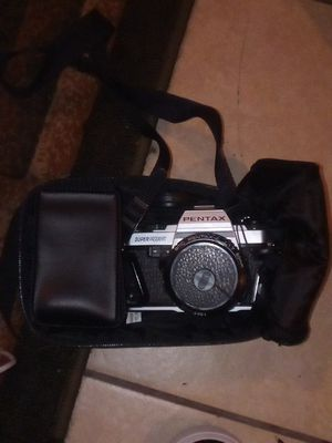 Pentax super program camera for Sale in San Bernardino, CA