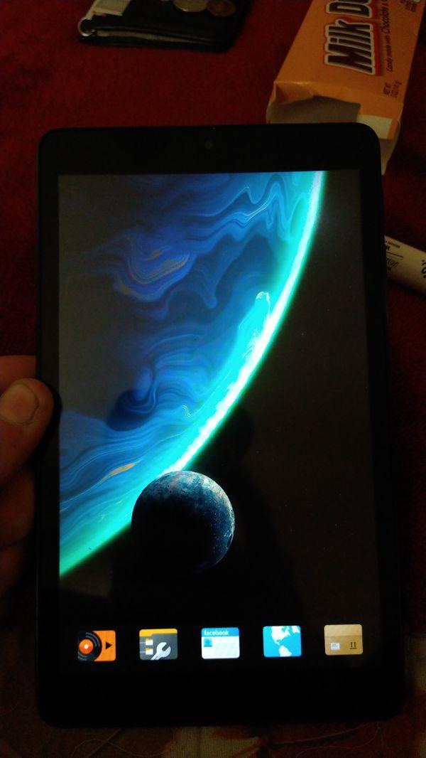 Alcotel tablet through metro pcs...brand mew still in the box