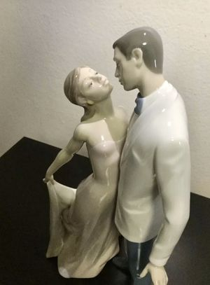 VINTAGE LLADRO COUPLE IN LOVE FIGURINE #6475, MINT for Sale in Brooklyn, NY