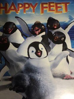 Happy Feet Dvd Movie for Sale in Elma,  WA