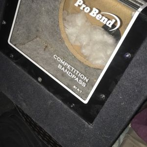 Band pass Box for Sale in Burbank, CA