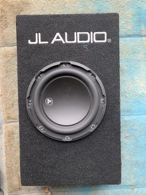 "Jl audio 8"" micro sub for Sale in Blacklick, OH"