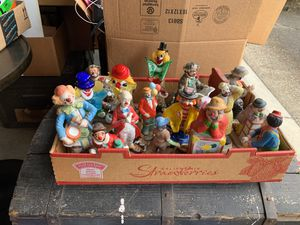 Clown collection for Sale in Tualatin, OR