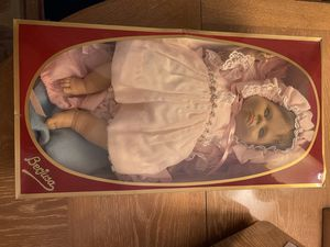 Vintage Berjusa Baby Girl Doll for Sale in Cleveland, OH