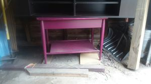 Purple end table for Sale in Peoria Heights, IL