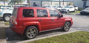 2008 Jeep Patriot! Reliable, cold ac, sunroof! for Sale in Orlando, FL