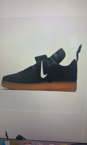 Nike Air Force 1 utility size size 9.5 for Sale in Glenview, IL