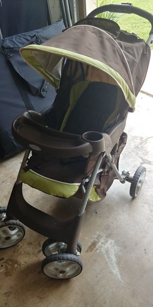 Graco click connect stroller for Sale in Austin, TX