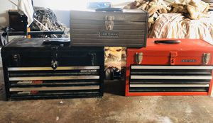 Vintage Craftsman tool boxes for Sale in Hesperia, CA