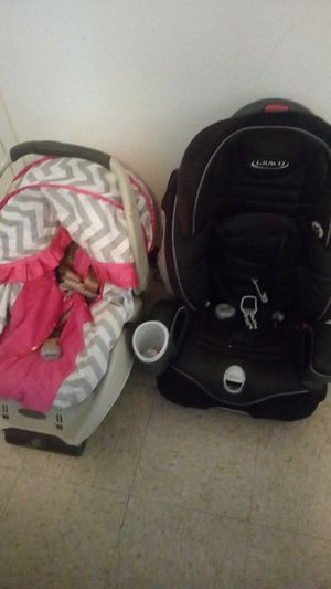 Graco infant and toddler car seats for Sale in Lubbock, TX