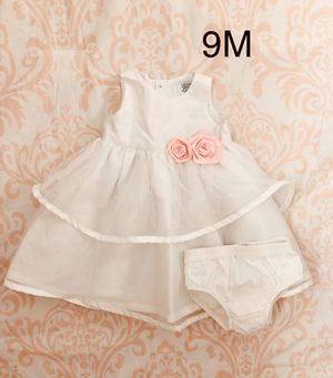 Carters baby girl dress 9 for Sale in Turlock, CA