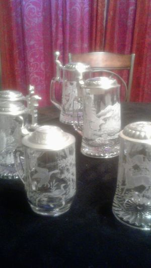 James Meger Beer Stein collection for Sale in Sacramento, CA