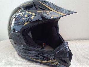 MOTOCROSS MotorCycle Dirt DownHill Bike Helmet SIZE: Large 59-60CM for Sale in Provo, UT