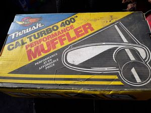 Thrush California turbo muffler for Sale in Pueblo West, CO
