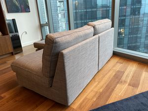 IKEA Sofa Chaise and Seat for Sale in San Francisco, CA