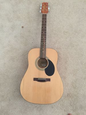 Acoustic guitar jasmine s35 for Sale in Brentwood, MD