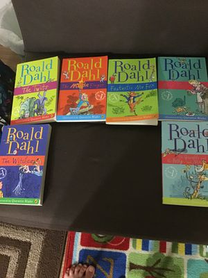 Ronald Dahl books for Sale in Quincy, MA