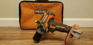 Ridgid 18v cordless brushless 1/2in Hammer Drill (tool only) for Sale in Modesto, CA