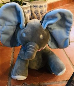 Peek A Boo Talking Singing Elephant Plush Toy for Sale in Torrance,  CA