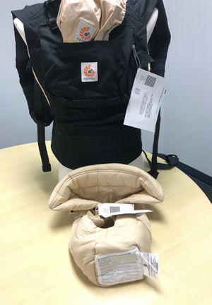Ergo Baby Bundle of Joy Black/Camel for Sale in Winter Park, FL