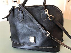 Dooney & Bourke Saffiano Leather ZIP ZIP Satchel for Sale in Washington, DC