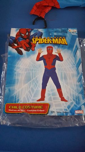 Spyderman Halloween costume kids (original) for Sale in Nashville, TN