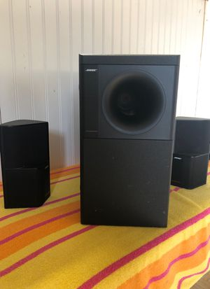 Bose speakers SE5 for Sale in Joint Base Lewis-McChord, WA