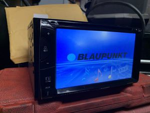 Double Din Blaupunkt Stereo for Sale in Las Vegas, NV